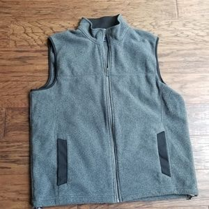 Lands' End Fleece Vest